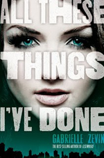 All These Things I've Done book cover