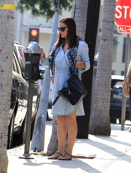 Jennifer Garner Goes Shopping With Her Mom » Celeb News | Jennifer Garner