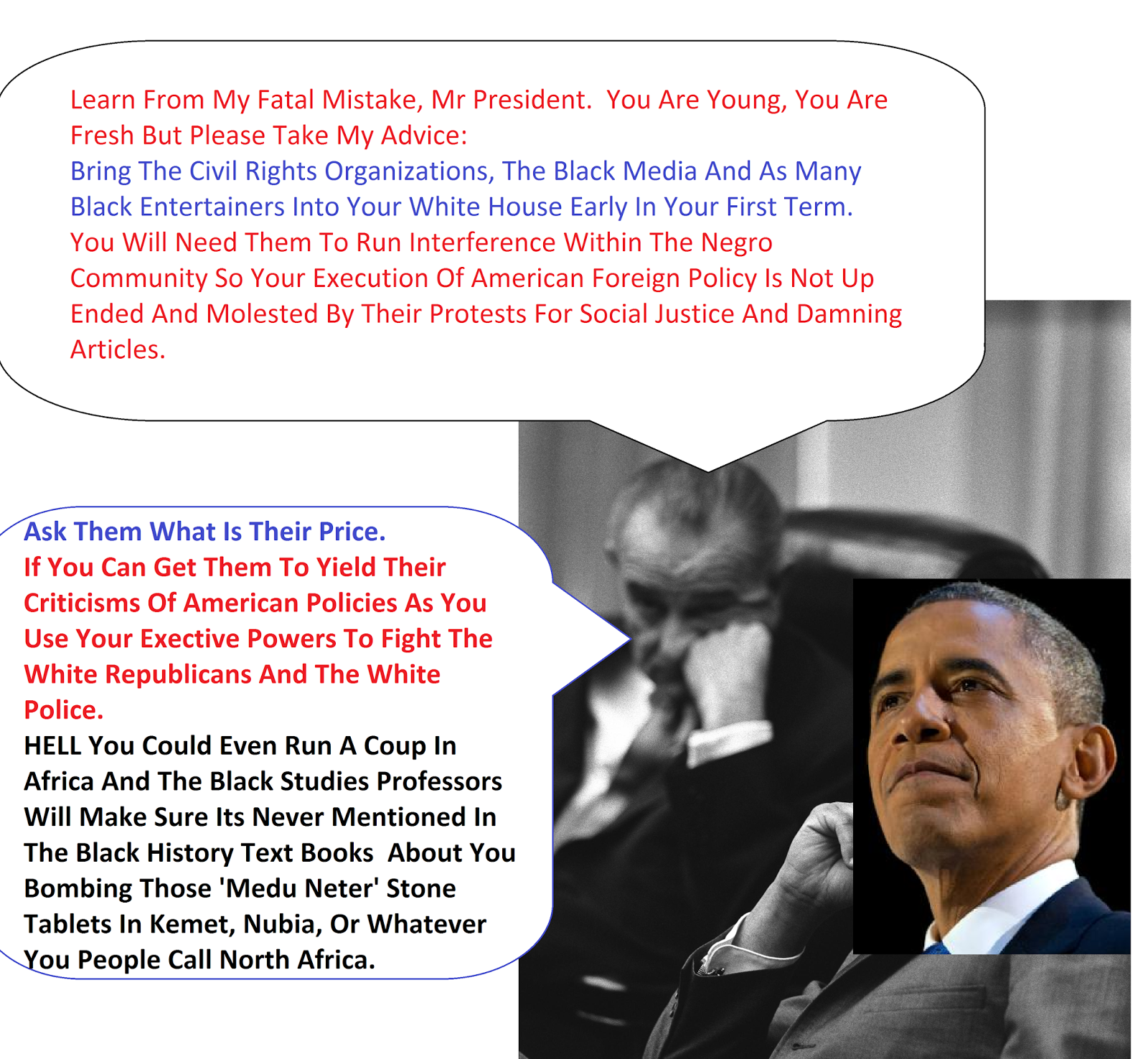 """The Revenge Of LBJ After MLK """"Stabbed Him In The Back"""" Over Vietnam"""
