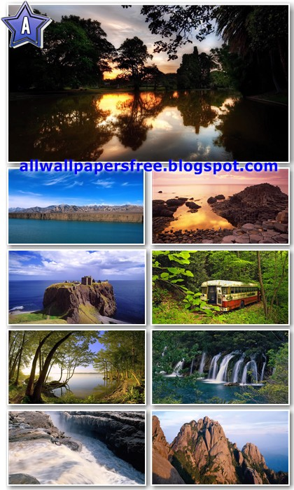 20 Amazing Nature Full HD Wallpapers 1080p [Set 16]