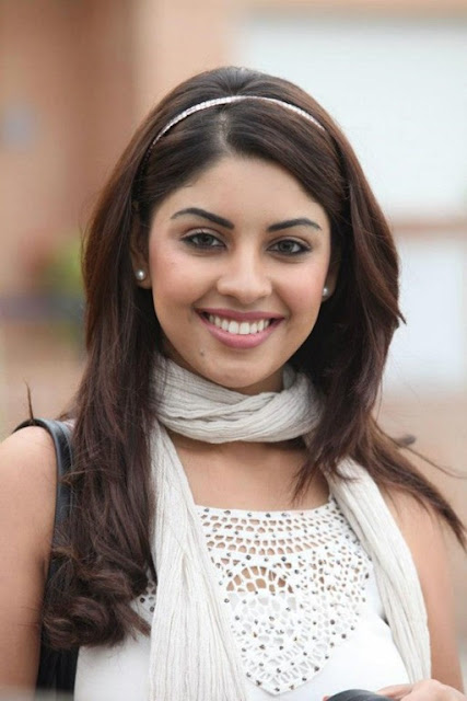 Richa Gangopadhyay Real Life photos Tollywood Actress White Netted Dress