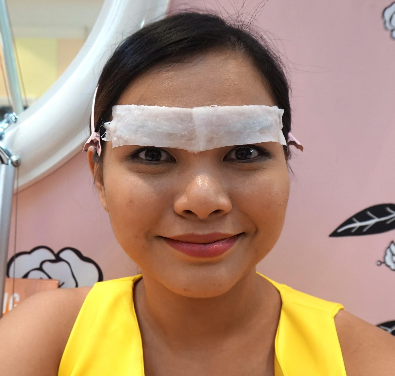 Benefit Brow Bar Brow Waxing Reviewexperience Greenbelt 5 The