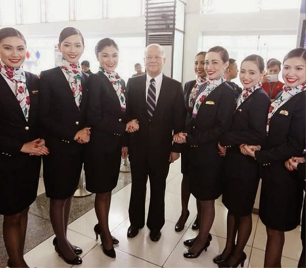 Philippine airlines flights to london restored frankfurt for Cabin crew recruitment agency philippines