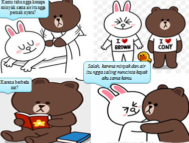 Kumpulan DP BB Brown And Cony | Info Terupdate