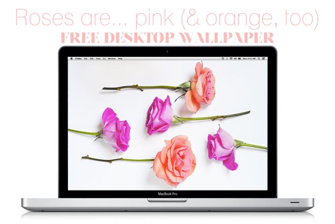 Free Stuff: Roses Desktop Wallpaper.