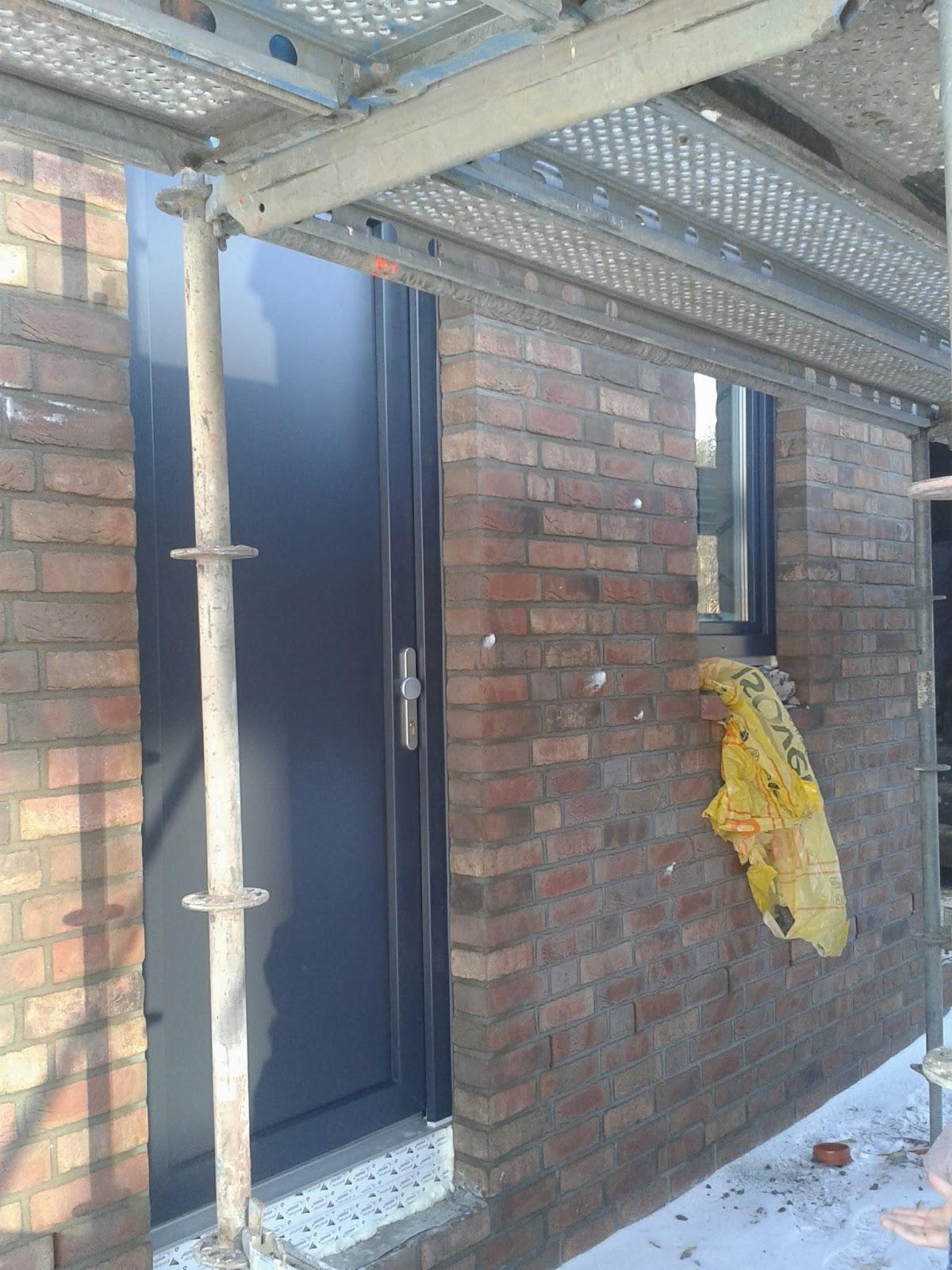 Unser abenteuer hausbau 2013 2014 einbau der fenster 1 tag - Fenster schallschutzklasse 6 ...