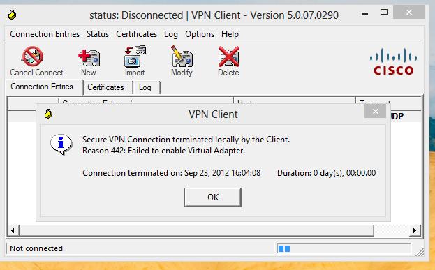 Cisco Vpn Client Windows 7 X64 скачать - фото 3