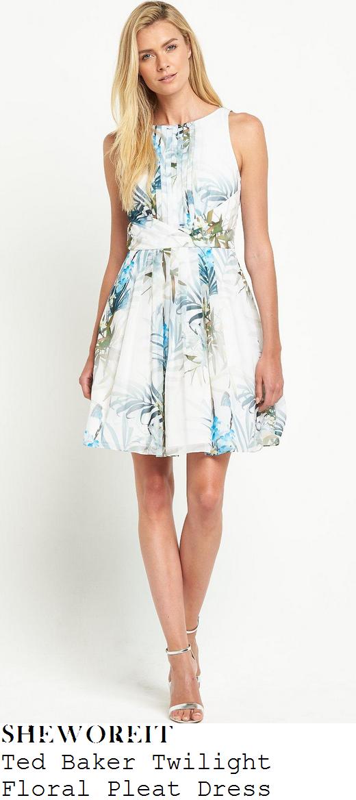 susanna-reid-white-floral-print-dress-itv-party
