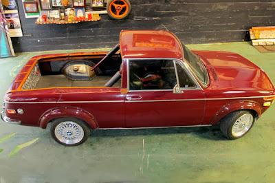 Modified BMW 1602 Pickup Sport