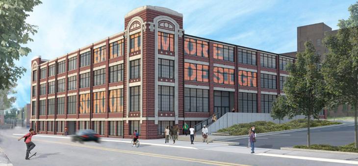 baltimore design school | community architect