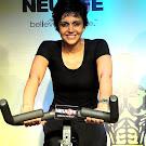 Mandira Bedi at Gold Gym Event