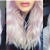 How I get my lilac/silver hair