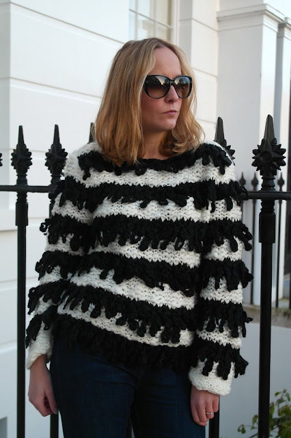 Topshop Cosy Knit by What Laura did Next