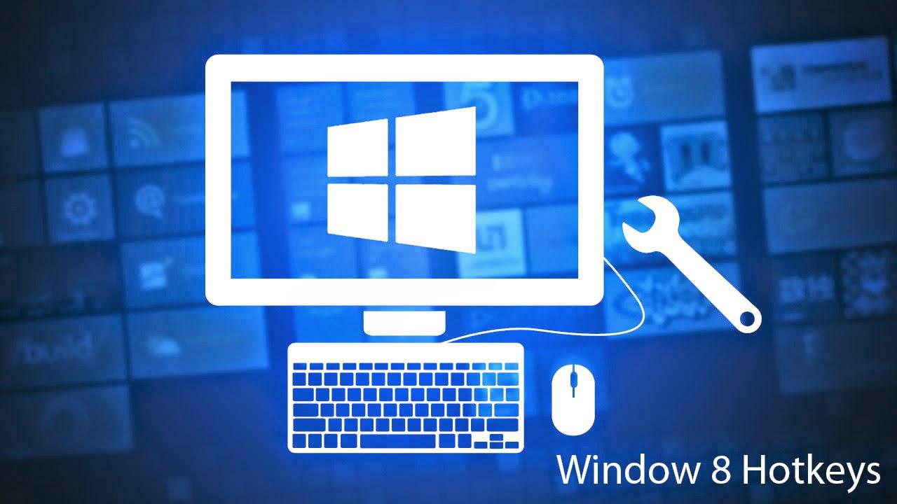 Top 10 Windows 8 Hotkeys