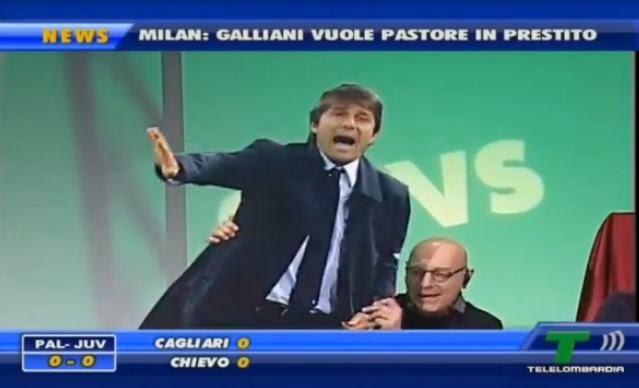 Marcello Chirico Palermo-Juventus 0-1