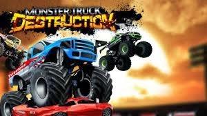 لعبة monster truck destruction للاندرويد و الايفون