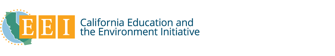 California Education and the Environment Initiative