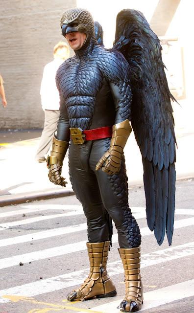 Foto Birdman en rodaje