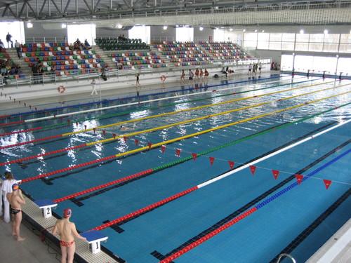 De piscinas piscinas ol mpicas en los andes for Metros piscina olimpica