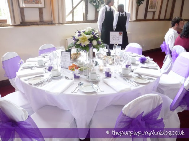 Our Wedding Dining Tables