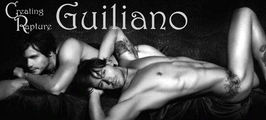 CR Guiliano - Author