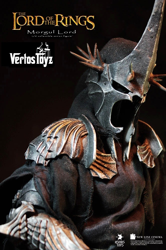 IN STOCK ASMUS toys 1/6 scale Morgul Lord The Witchking from Return of the King. Lord of the Rings