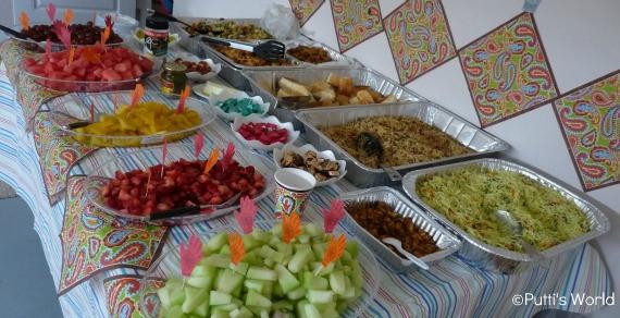 Henna Party Food : Henna theme party putti s world kids activities
