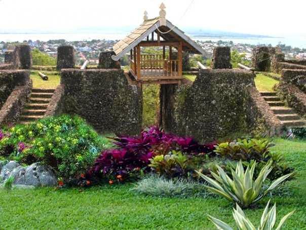 Benteng Keraton Buton - tempat wisata sejarah di sulawesi tenggara