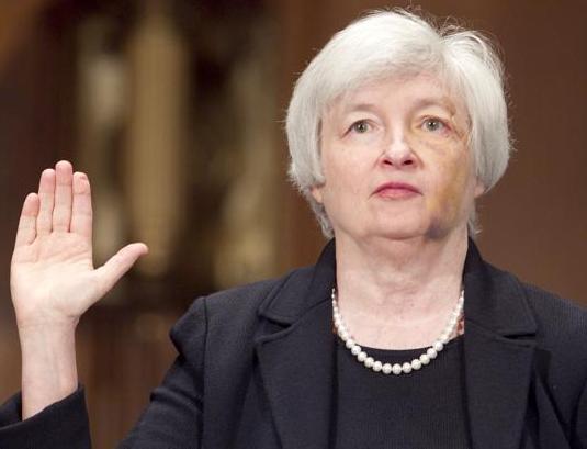 Fed Yellen