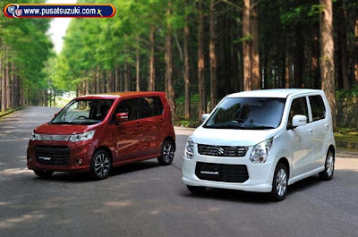model suzuki wagon r Stingray 2013