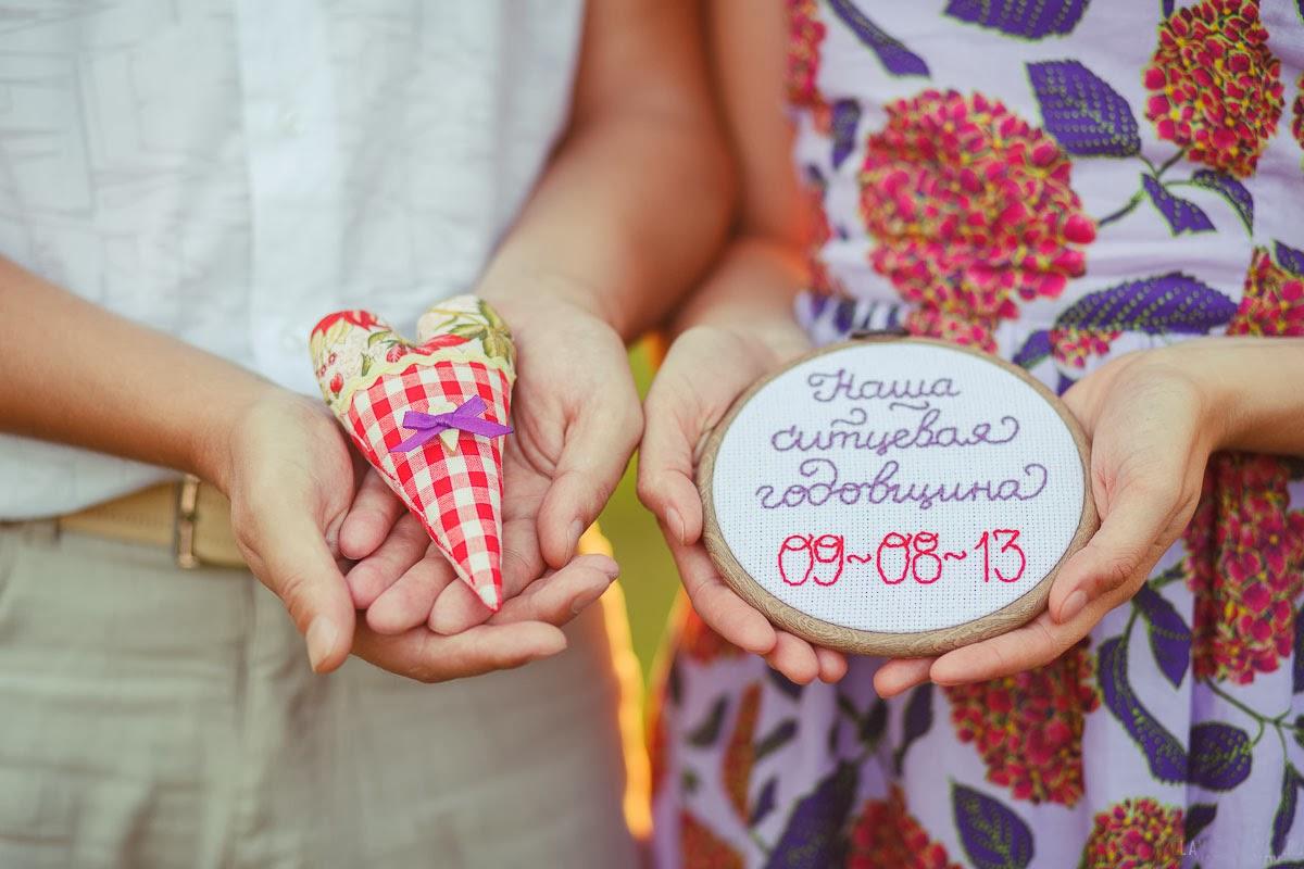 Что подарить жене на ситцевую годовщину свадьбы