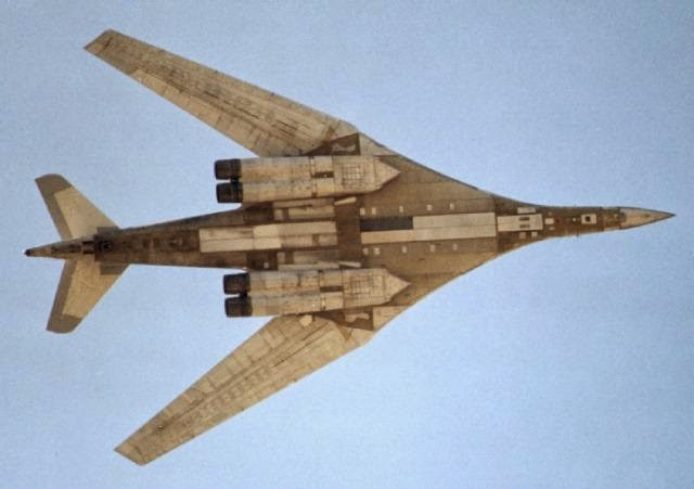 Tupolev tu-160 Cisne Branco 0