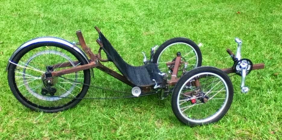 AZ Warrior trike