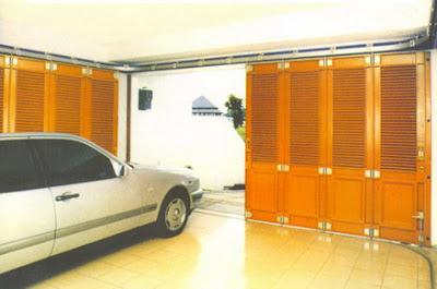 Tiga pertimbangan memilih jenis pintu garasi, yakni kebutuhan, estetika dan anggaran