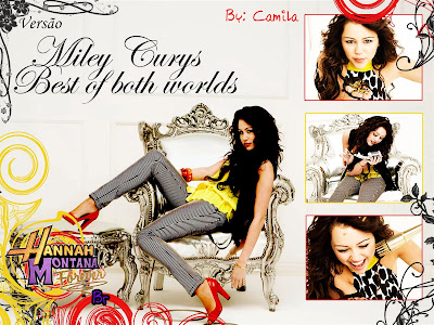 Hannah Montanaa Forever Br