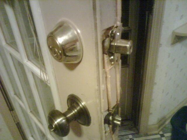 Kicked In Door : Door blocker soft image