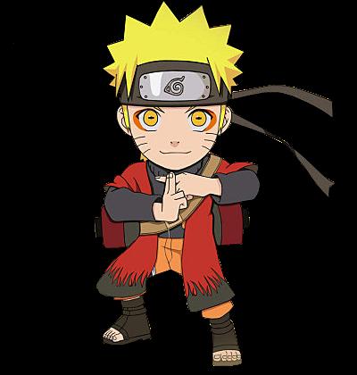 Uzumaki Naruto Chibi