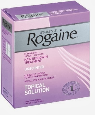 Rogaine for Women Hair Regrowth Treatment Reviews