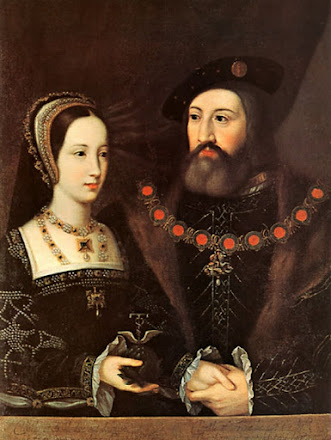 Princess Mary Tudor and Charles Brandon