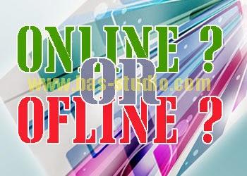 Online Or Ofline