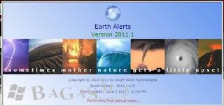 Earth Alerts 2011.1.14 (FreeWare) 2