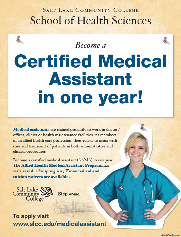 medical assistant - how do i become a certified medical assistant, Human Body
