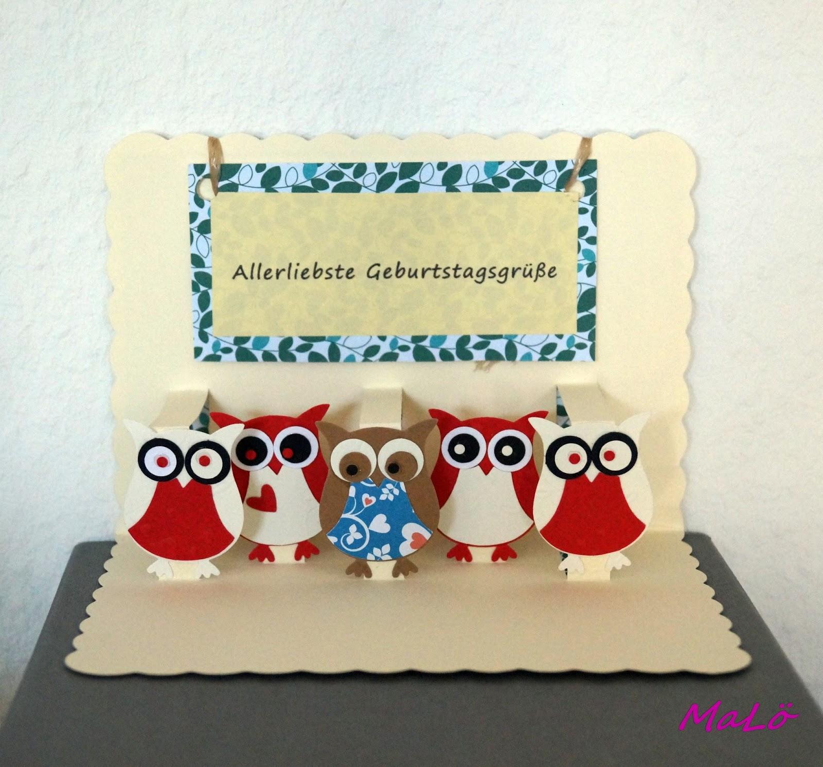 Geburtstagskarte basteln pop up geburtstagskarten basteln 30 tolle ideen mit anleitung - Geburtstagskarte basteln pop up ...