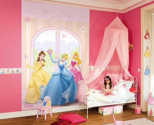 mendesain kamar tidur anak