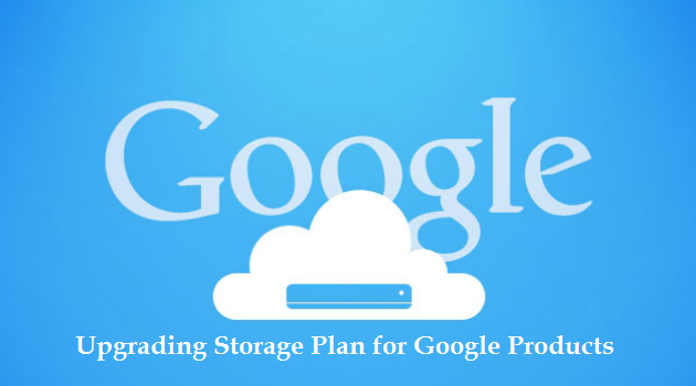 Upgrade Your Gmail Monthly Storage Plan