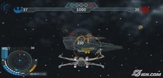 Free Download Star Wars Battlefront Elite Squadron PSP Game Photo