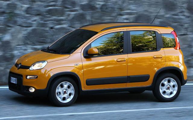 Fiat Panda Trekking 2014