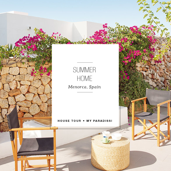 Summer home in Menorca | My Paradissi