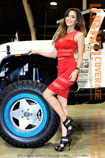 W&HM / Wheels And Heels Magazine: Huge Highlights of Off Road Expo 2015 Pomona Fairplex