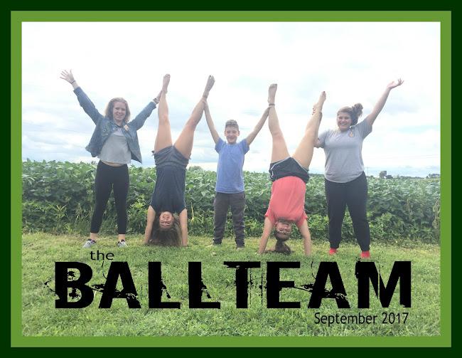 The Ball Team